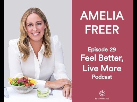 #29 Amelia Freer On What We Need To Eat