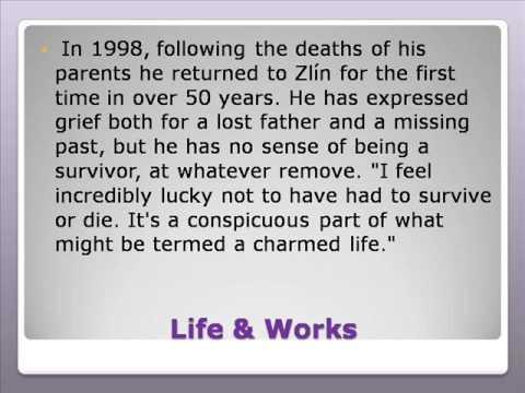Tom Stoppard Life & Works