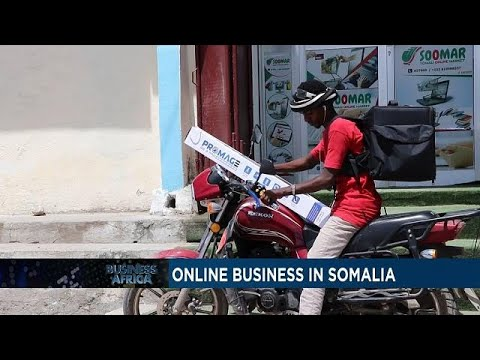 Online business thriving in Somalia [Business Africa]
