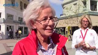 """Ενημέρωση για τον καρκίνο του μαστού στην Καλαμάτα από """"Ξαναρχι-ΖΩ"""" και Ερυθρό Σταυρό"""