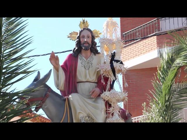 Domingo de Ramos 2017 en Socuéllamos