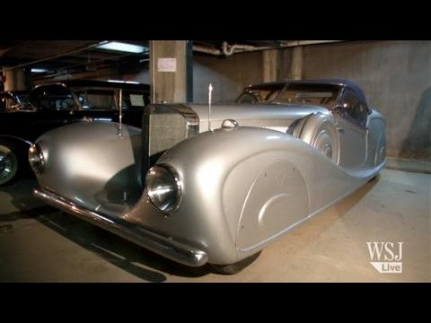Thumbnail: Mercedes From Adolf Hitler in Trove of Royal Iraqi Cars