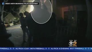 Fire rescue caught on camera