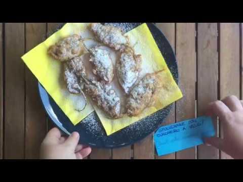 Frittelle Di Acacia Youtube