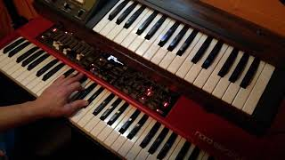 OMD MESSAGES , chords and lead line tutorial for Phil