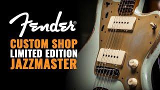 Fender Custom Shop Ltd Edition Jazzmaster Guitar Demo