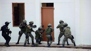 [Video] Đặc công Việt Nam diễn tập chống khủng bố tại Singapore | Diễn tập ADMM+