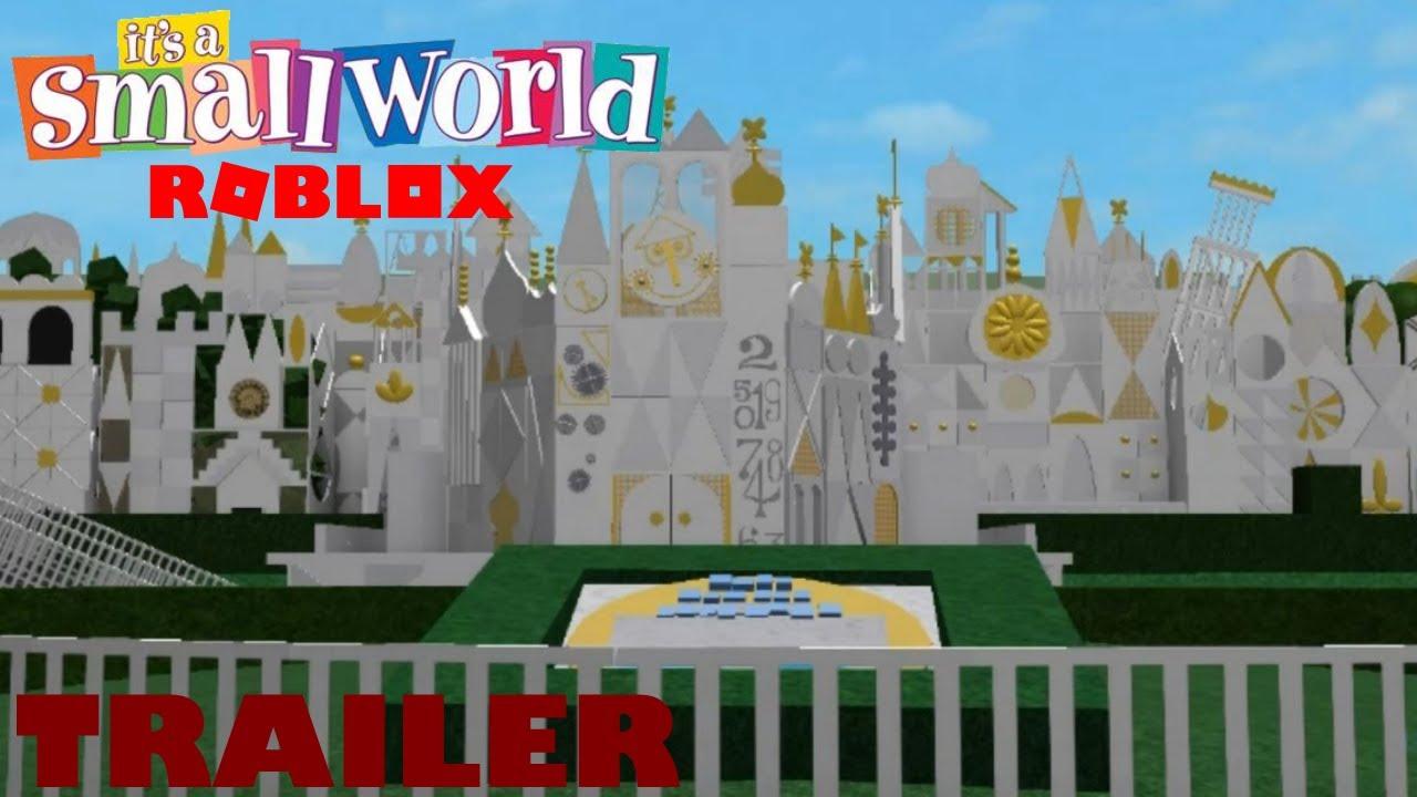 It's a Small World Roblox | Trailer