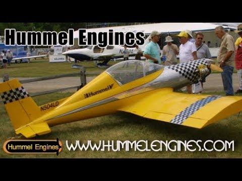 Hummel Engines, Hummel VW aircraft engine conversions, 2 & 4 cylinder WV conversions.