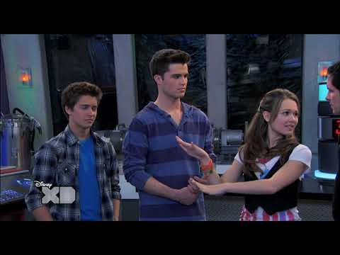 Lab Rats FINALE - Mission Space - Eye Spy