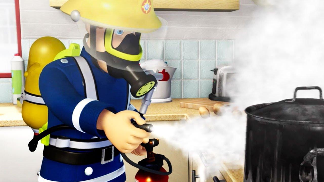 Brandweerman Sam | Verschikkelijke Sneeuwbal | Brandweerman Sam Nieuwe Afleveringen Nederlands