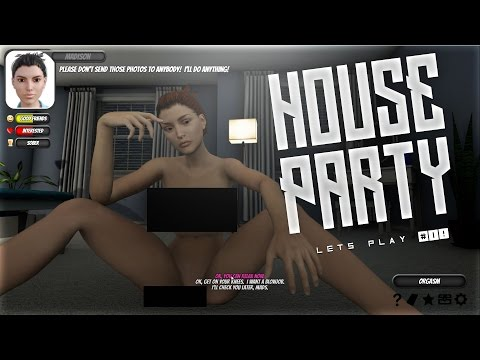LET'S PLAY HOUSE PARTY!