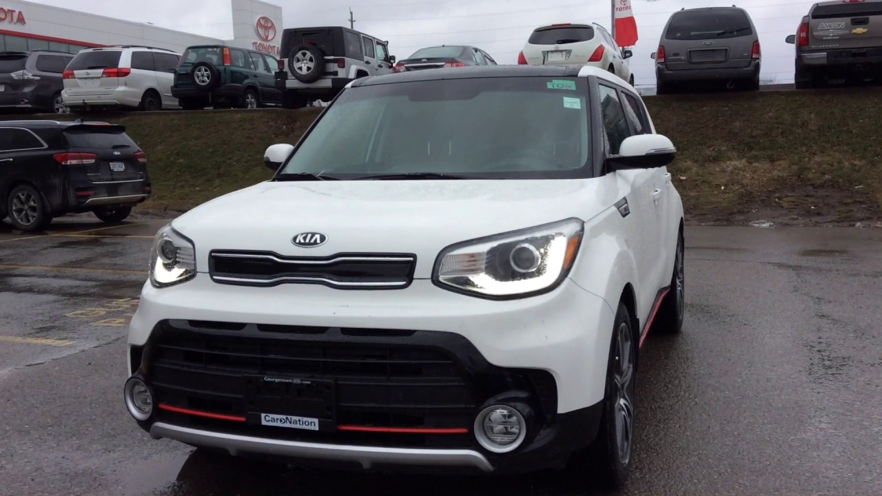 2017 kia soul sx turbo with tech package by josh murphy. Black Bedroom Furniture Sets. Home Design Ideas