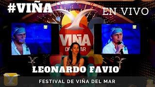 TOP 3: LEONARDO FAVIO / RANKING FESTIVAL DE VIÑA HISTÓRICO AGOSTO 2018 #VIÑA #CHILE