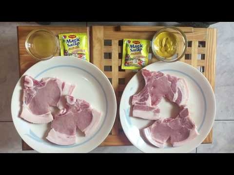 QUICK And EASY Pork Chop Recipe In 2 Ways!