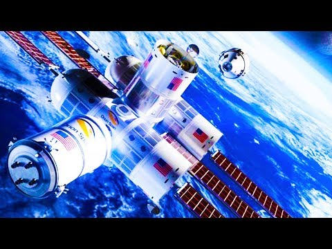 Luxury Space Hotel Announced