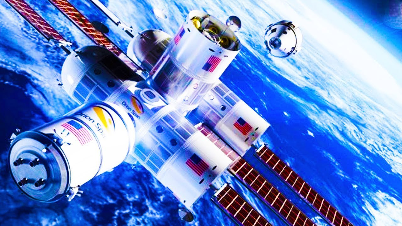 World's first-ever luxury space hotel is coming in 2022