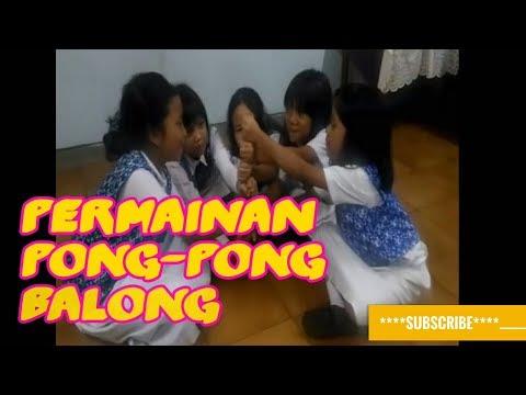 Permainan Tradisional Pong-Pong Balong