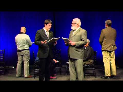 "A Staged Reading of ""Waaxe's Law"""