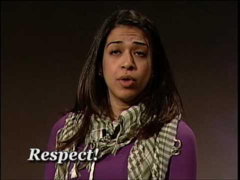 Respect! Arab Muslim Teenagers.
