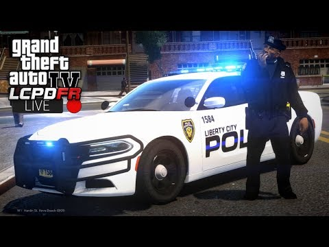 GTA 4 LCPDFR LIVE - Day 9 | LCPD All Blues | LCPDFR 1.1 Realistic Police Patrol 🚔