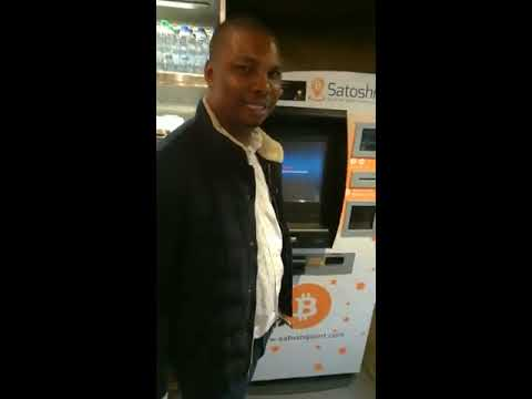 Bitcoin ATM Machine Live In London
