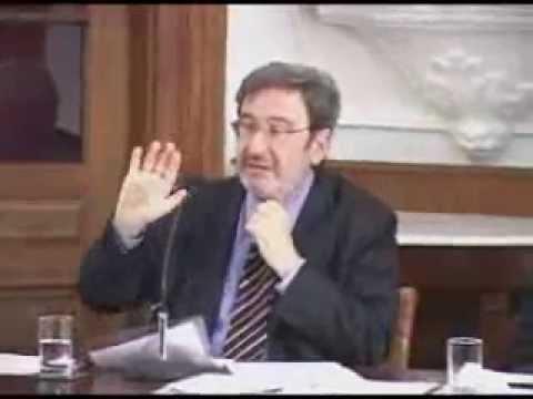 """Cátedra """"Reflexiones sobre la crisis global"""" con Narcís Serra"""