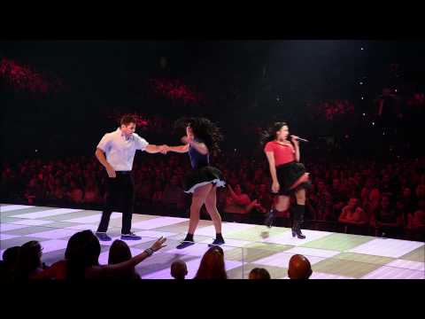 Glee The 3D Concert Movie - Valerie Clip - In Tribute to a Great Talent - Amy Winehouse