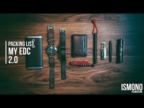 What's my EDC? Version 2.0