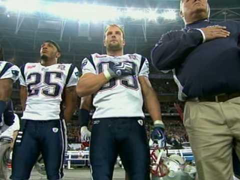 2009 London NFL game anthems