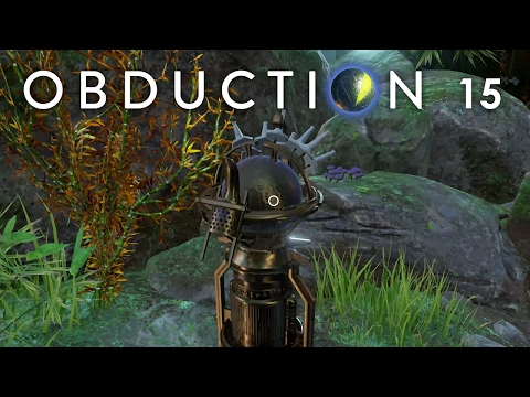 Obduction   Deutsch Lets Play #15   Blind Playthrough   Ingame English