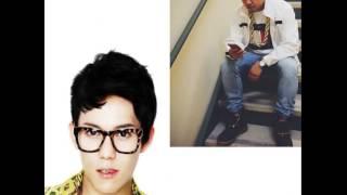 Park Kyung (박경) x Kero One - Love Happiness demo (Block B) (Dec 2014)