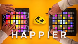 Marshmello ft. Bastille - Happier | Launchpad Cover [UniPad]