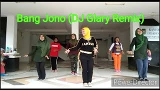 Gambar cover Bang Jono(DJ Glary Remix) - (cover dance) - Heny Dzen