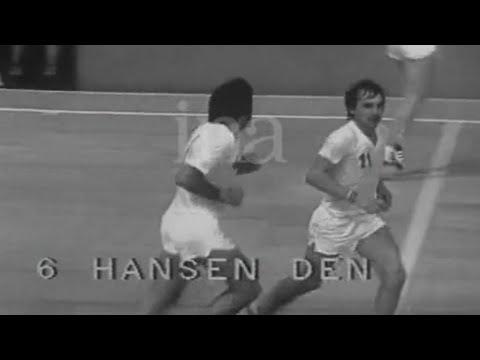 Denmark - Soviet Union. Handball Olympics 1972