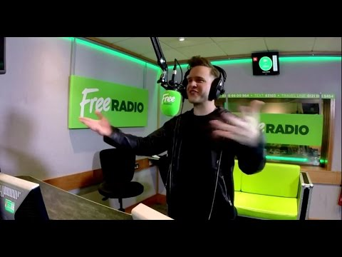 Andy Goulding chats to Olly Murs