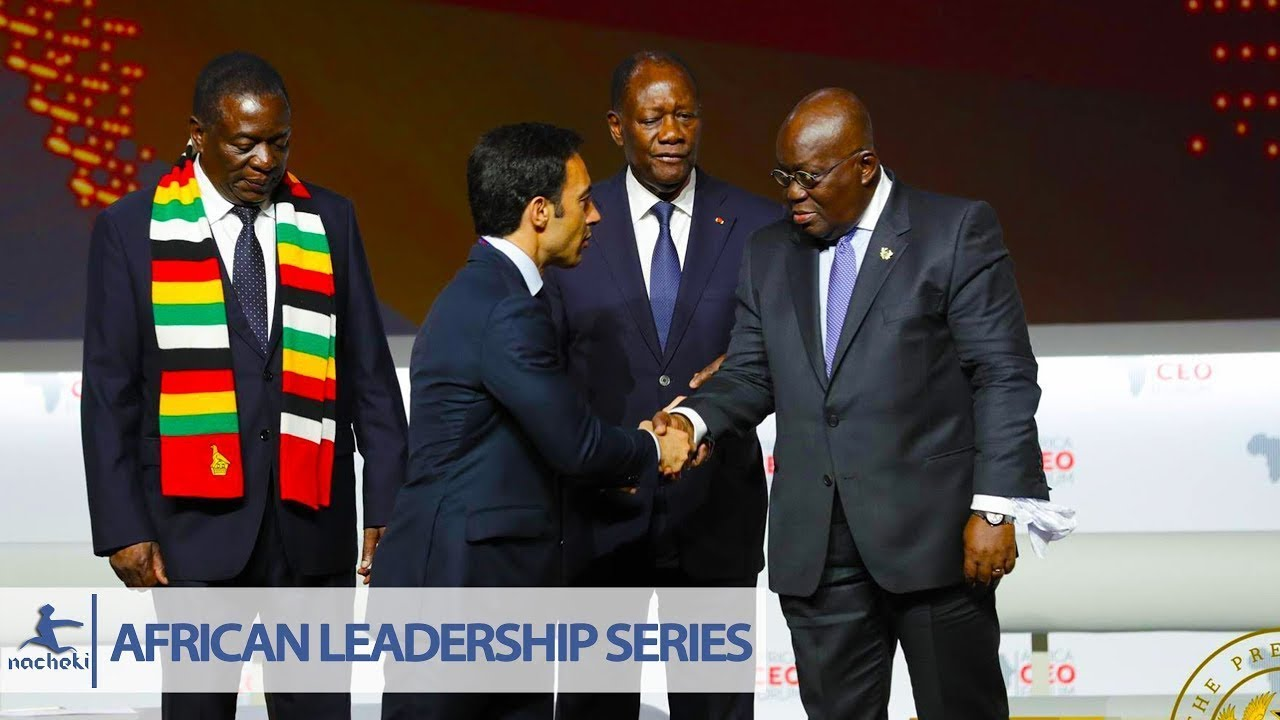 Ghanaian President Proclaims Africa is Open for Business But Not Exploitation