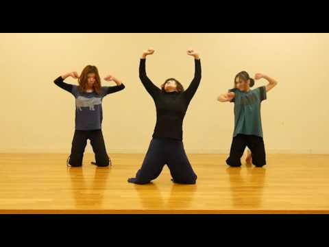 ダンスパレット2017|体育授業におけるダンスの協働学習【ジャズダンス編】