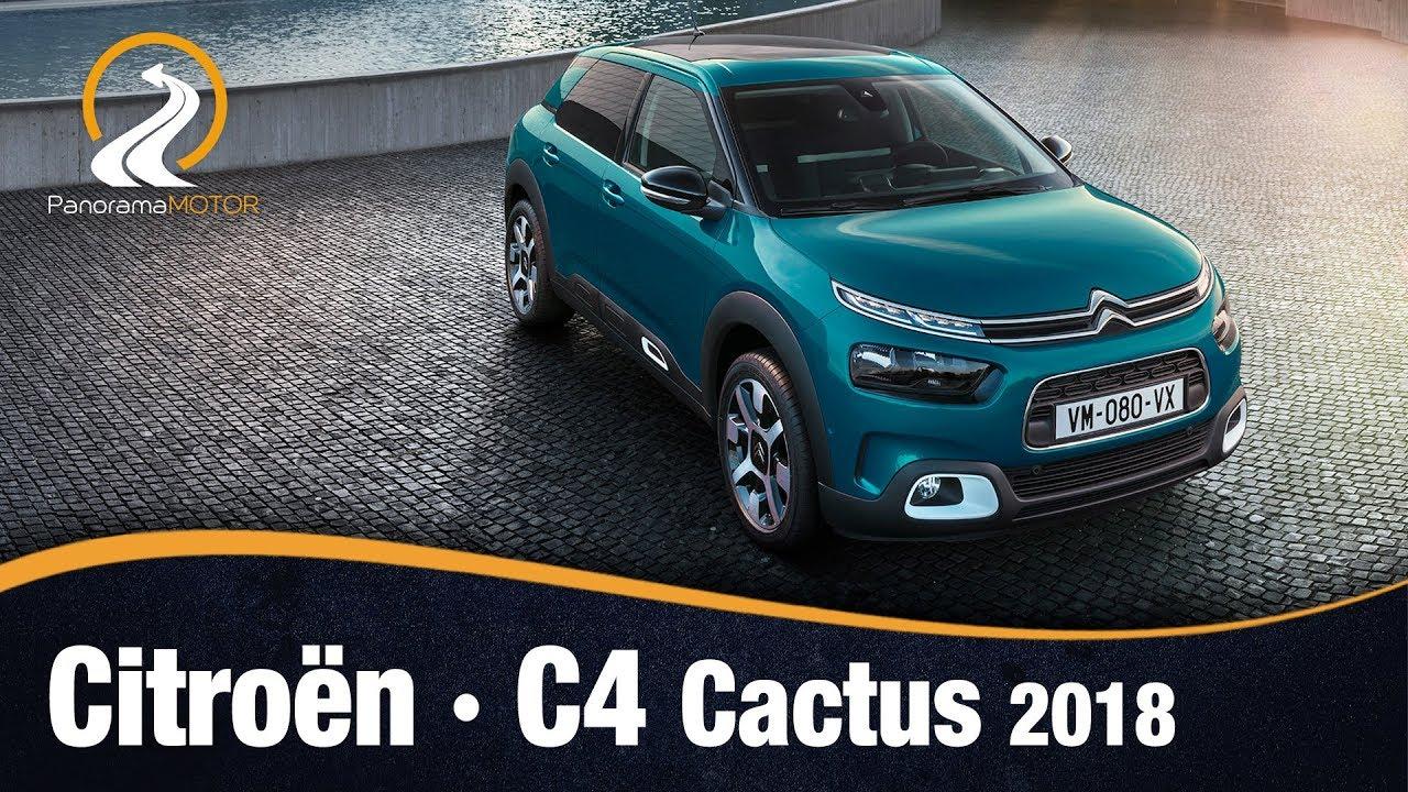 Citro U00ebn C4 Cactus 2018