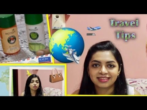 PACKING TIPS AND TRAVEL HACKS AND TRICKS/ TRAVEL ADVICE - How to pack a bag for travel - (EP 86)