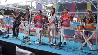 説明:中野チャンプルーフェスタ2015 宮古民謡より我んたが島(ばんたが...