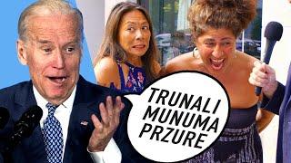 Translating Joe Biden — What Is He Saying?!