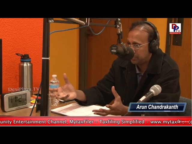 "Part 2 - ""Hypertension is due to multiple factors"" - Dr. Arun ChandraKanth Patel at MastiTime Radio"