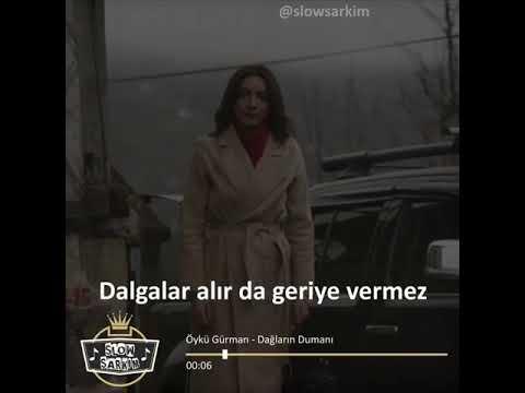 Dağların Dumanı Hiç Geçit Vermez / SEN ANLAT KAREDNİZ..