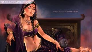 Instrumental - Megha Chayee Aadhi Raat (Sitar, Santoor & Flute)