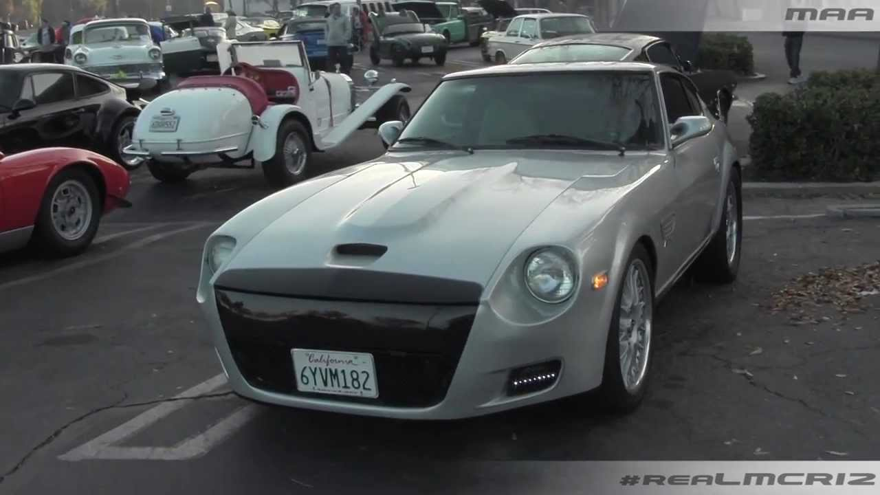 Nissan 240z Electric Supercharged