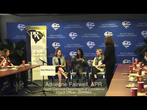 SCPRSA: The Changing Face of Public Relations - February 201