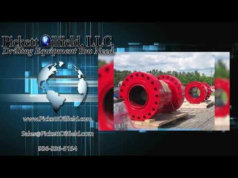 New & Used Oilfield Equipment