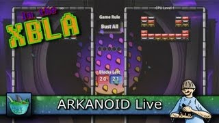 In The XBLA! - Arkanoid Live