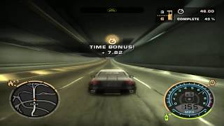🏁Need For Speed Most Wanted (2005) Race #69 Penitentiary (Tollbooth) (PC HD) | Kciapg